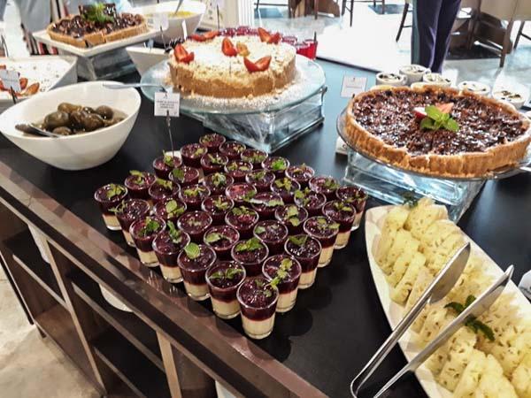 Imagens das Sobremesas do Alquimia em restaurantes em campos do jordão