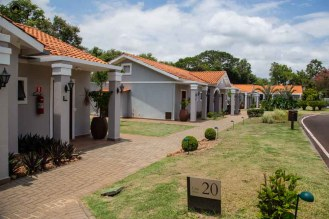 Foto das Casas do Wish Resort