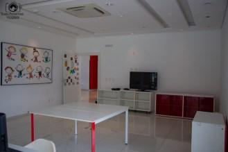 Foto da Sala de Atividades para crianças no Wish Foz do Iguaçu