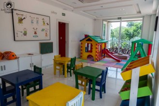 Foto da Sala de Brinquedos do Wish Resort