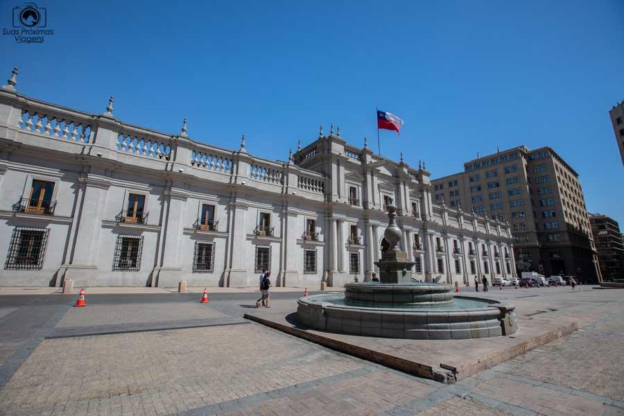 Imagem de Plaza de La Constituición em o que fazer em Santiago