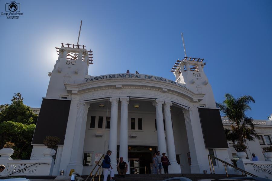 Imagem do Casino de Viña de Mar