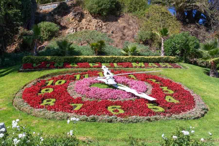 Imagem do Relógio de Flores de Viña del Mar