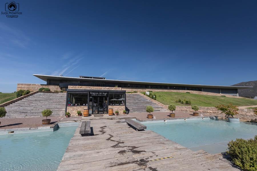 imagem da loja da vinícola Montes  nos melhores vinhos chilenos