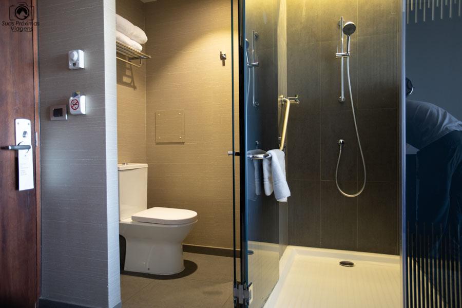 Foto do Banheiro do Cumbres Vitacura