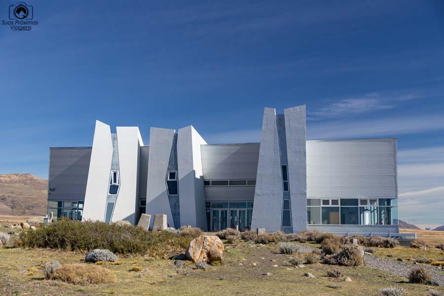Imagem do Glaciarium em El Calafate