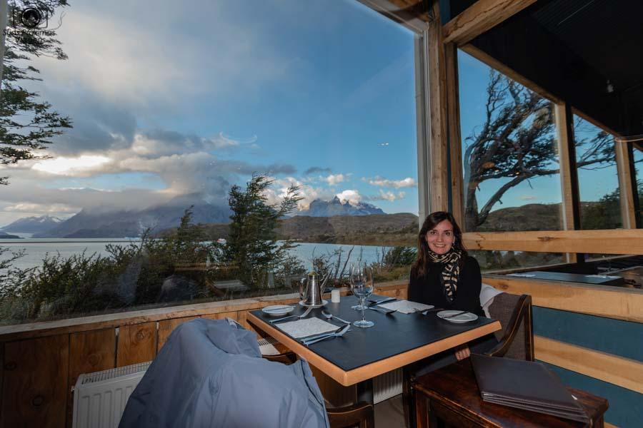 Imagem do Restaurante do Hotel Lago Grey