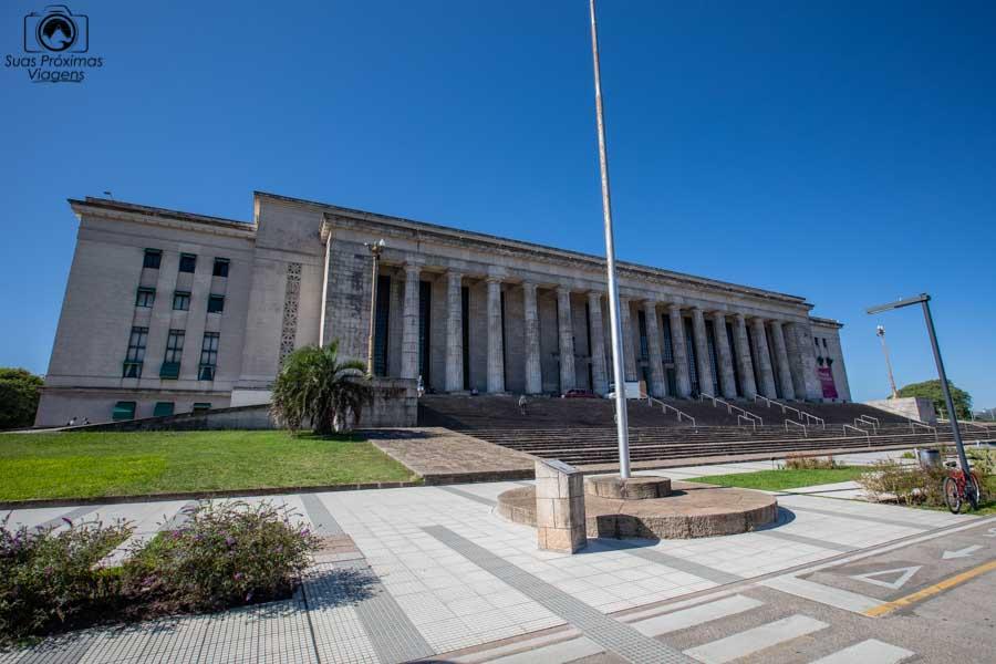 Imagem da Faculdade de Direito em Buenos Aires