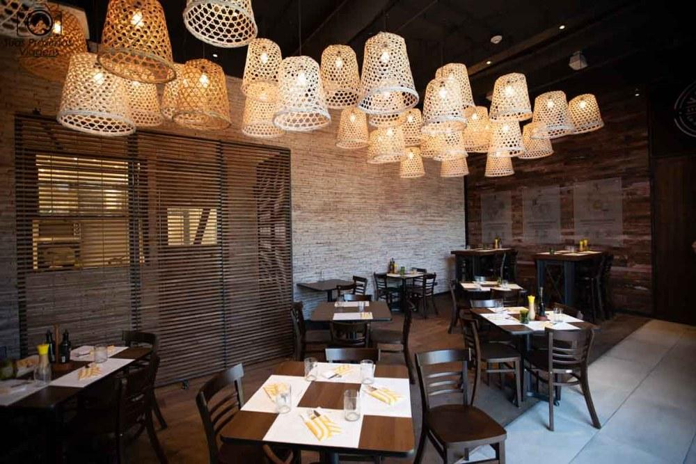 imagem do restaurante do Vinolia