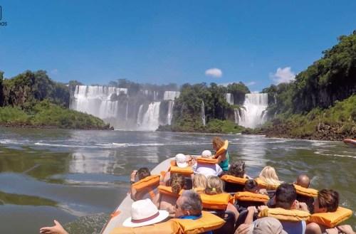 Imagem da atração Macuco Safari nas Cataratas do Iguaçu