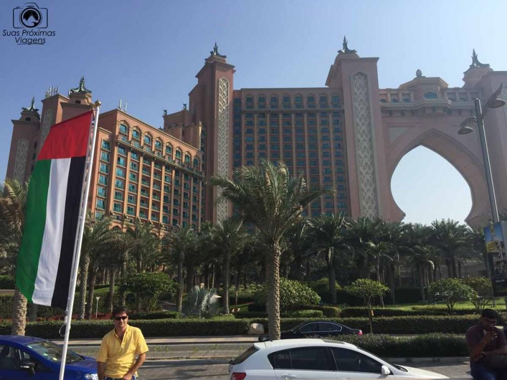 Imagem do Hotel Atlantis Resort em Dubai