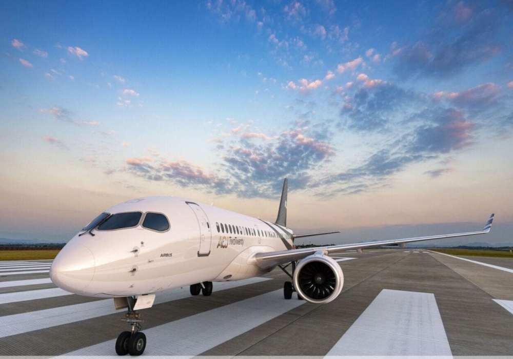 Airbus vê entregas caírem em um terço em 2020