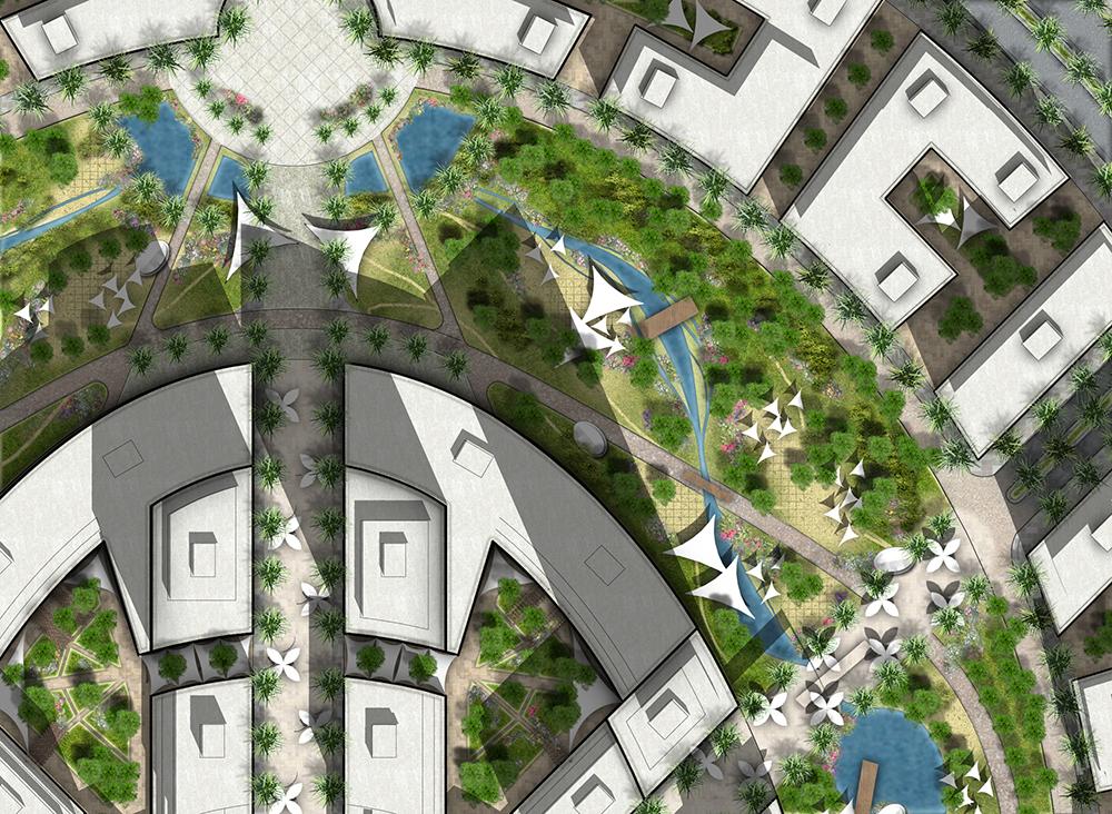 Flying Fish Masterplan  |  Saudi Arabia