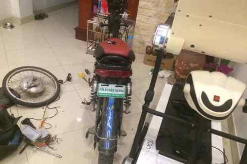 sửa xe đạp điện tại cổ nhuế