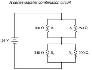 What is a SeriesParallel Circuit? | Seriesparallel