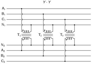 Threephase Transformer Circuits | Polyphase AC Circuits
