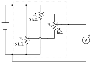 Precision Potentiometer | DC Circuits | Electronics Textbook