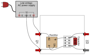 RectifierFilter Circuit | Discrete Semiconductor Circuits