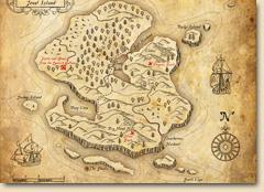 Treasure Maps Style