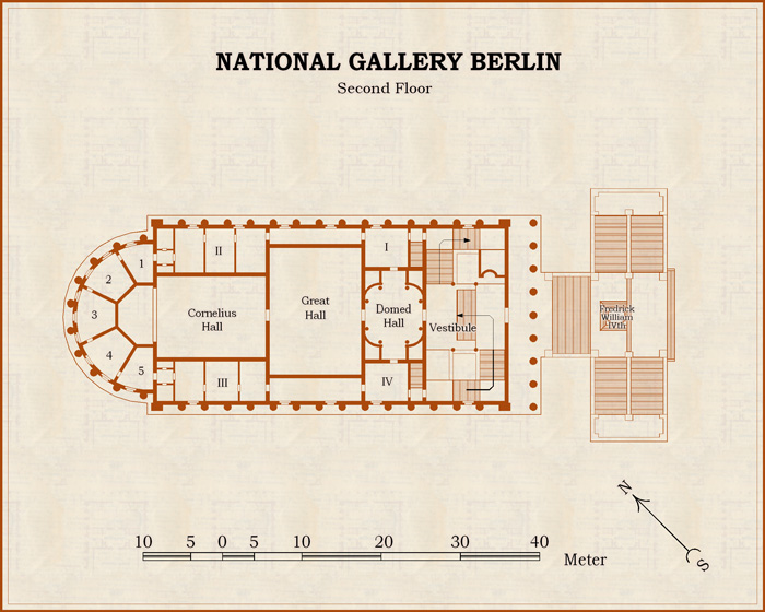 National Gallery Berlin