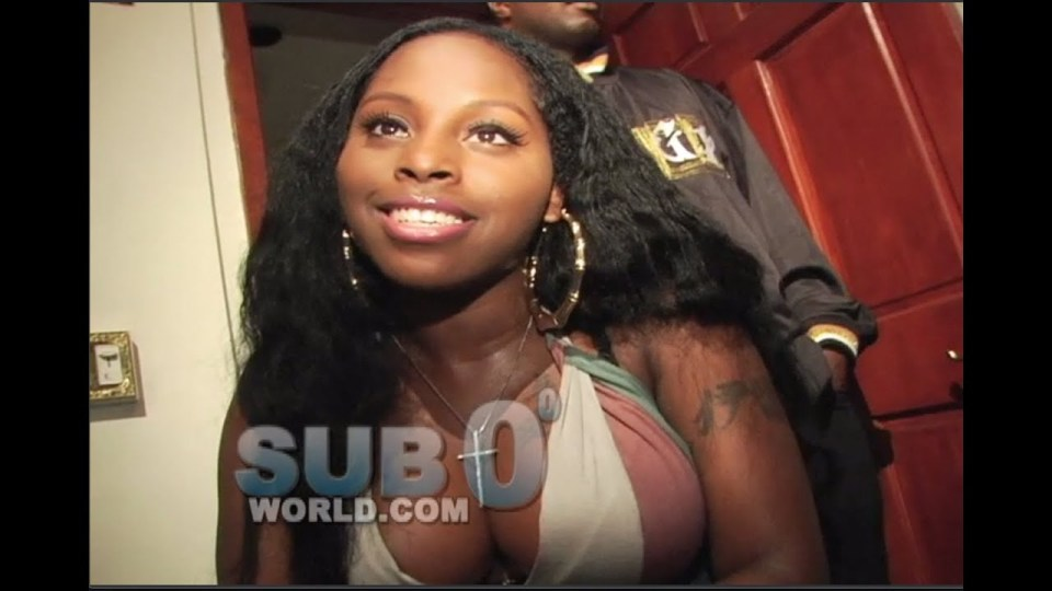 FOXY BROWN!!!