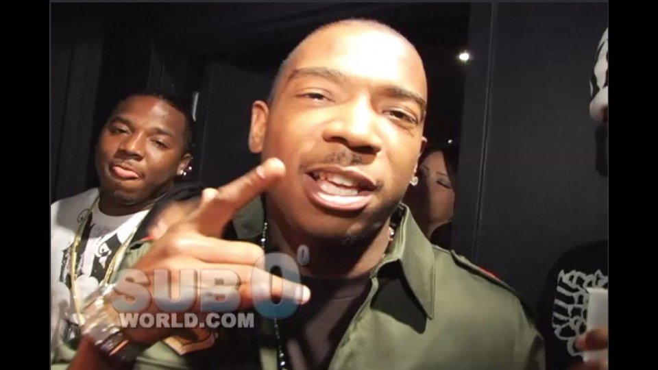JA RULE and the EMPIRE GANG!