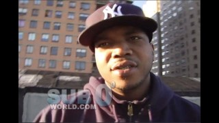 STYLES P! Sub 0 Interview!