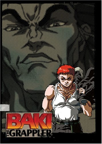 Baki the Grappler (1ª Temporada ) | Grappler Baki Episódio 001