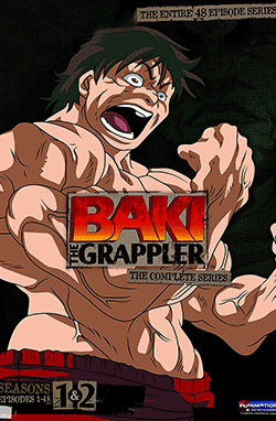Grappler Baki: Saidai Tournament Hen (2º Temporada) Episódio 024
