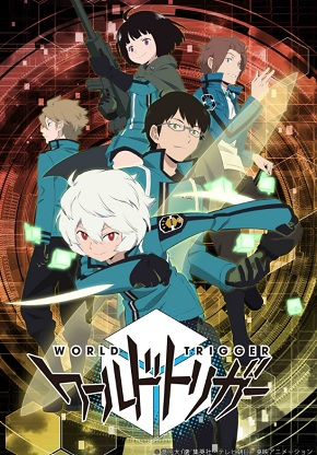 World Trigger Episódio 032