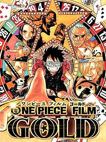 Assistir One Piece Film: Gold Filme 001