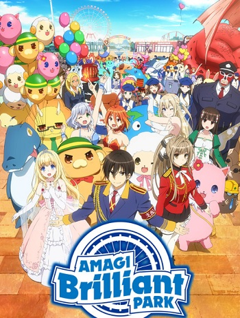 Amagi Brilliant Park Episódio 004