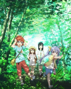 Non Non Biyori Repeat (2ª Temporada) Episódio 001