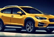 2021 Subaru Crosstrek Turbo USA Redesign