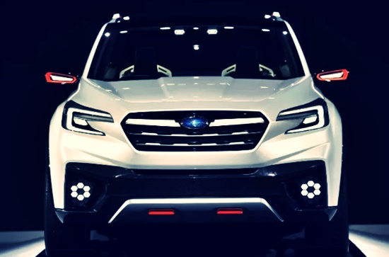 2021 subaru forester redesign  turbo  change