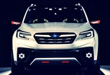 2021 Subaru Forester Redesign, Turbo, Change