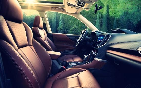 2021 Subaru Forester STI Interior