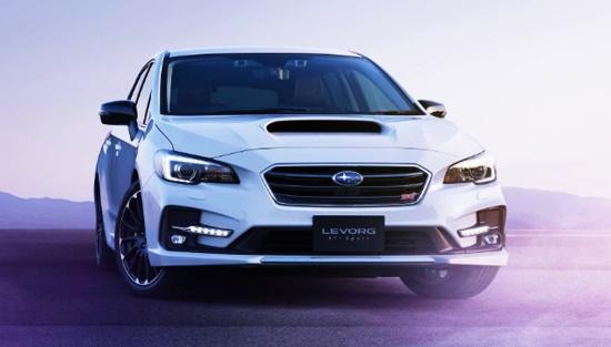 2021 Subaru Levorg Rumors, Redesign
