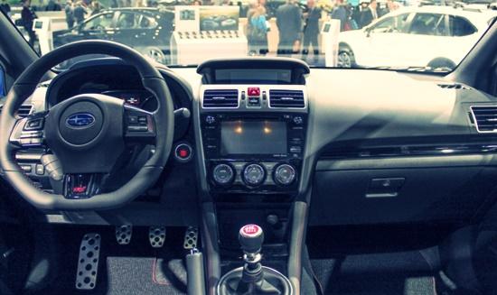 New Subaru XV 2021 Interior