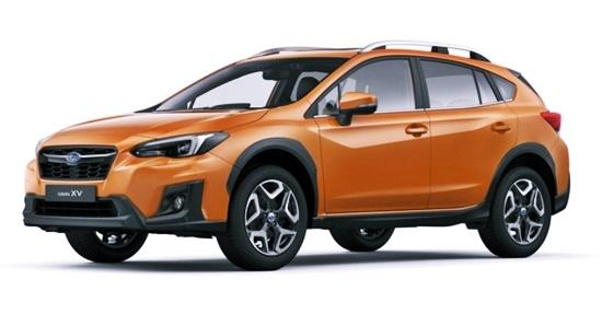 New Subaru XV 2021 Rumors, Redesign
