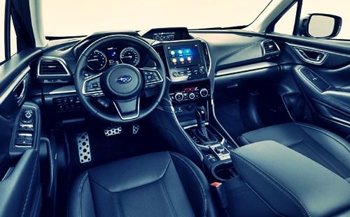2020 Subaru Brat Interior