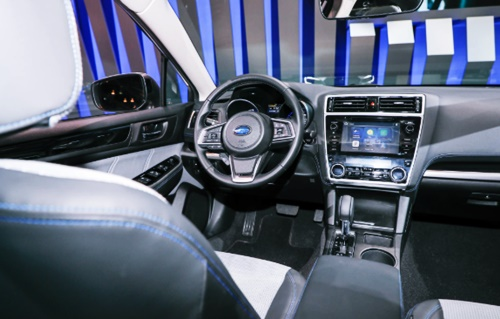 2020 Subaru Legacy 3.6R limited USA