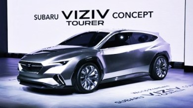 Photo of 2020 Subaru Viziv Tourer Adrenaline Concept