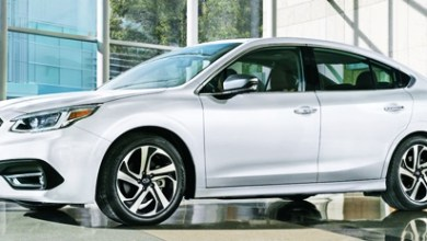 Photo of 2021 Subaru Legacy Change, Interior, Exterior