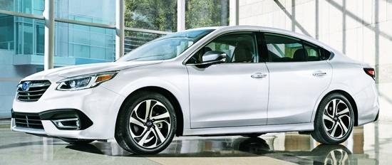 2021 Subaru Legacy Change, Interior, Exterior