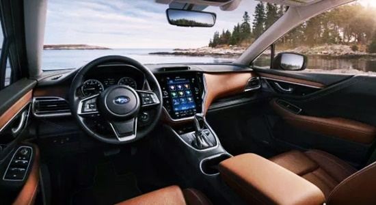 2021 Subaru Viziv Interior