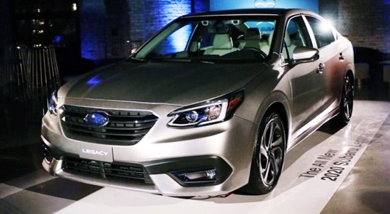 2021 Subaru Legacy XT Rumors, Price