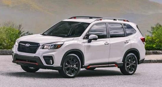 2021 Subaru Forester Sport Review, Colors   Subaru Car USA