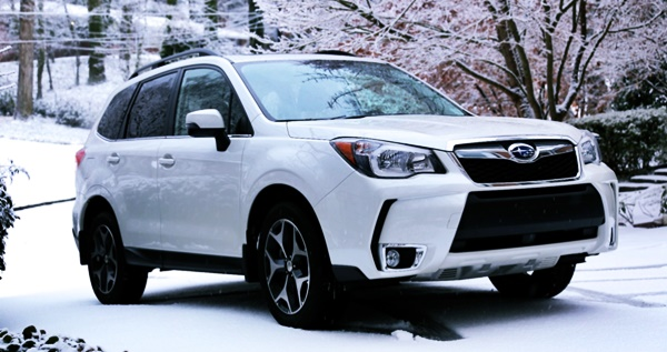 2022 Subaru Forester Turbo Engine, New Model