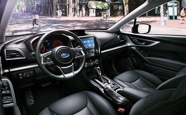 2022 Subaru Impreza Sport Interior